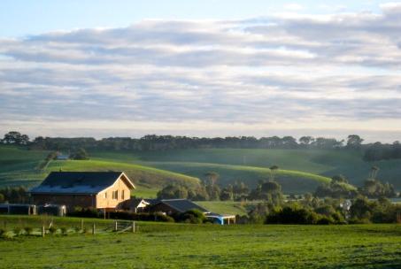 The Barn on Roseda Farm