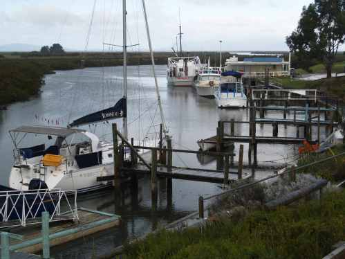 Port Franklin Fishing Village